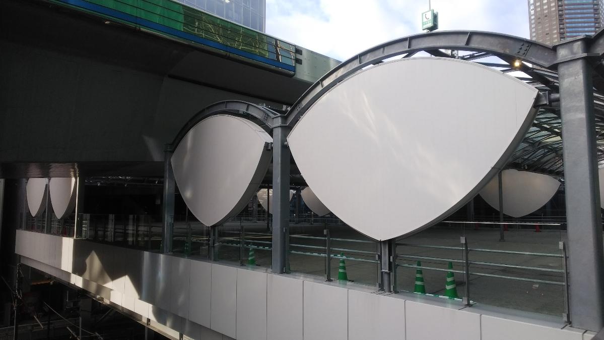 旧東急東横線渋谷駅は今・・