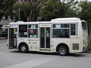 バス停の終点から・564: こころの日曜日